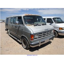 1987 - DODGE 1500