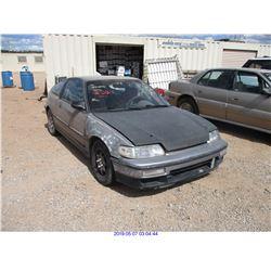 1991 - HONDA CR-V