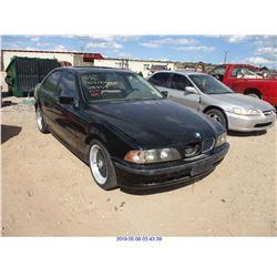 1998 - BMW 5-SERIES//SALVAGE TITLE