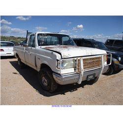 1989 - FORD F-250