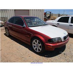 2001 - BMW 325 CI