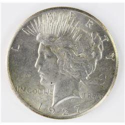 1927 PEACE DOLLAR
