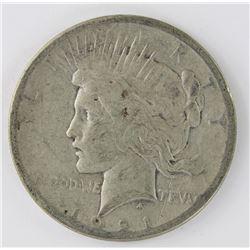 1921,PEACE DOLLAR