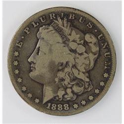 1888-S MORGAN DOLLAR