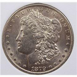 1879-CC MORGAN SILVER DOLLAR