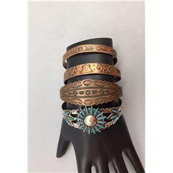 Vintage Bell Trading Post Bracelets