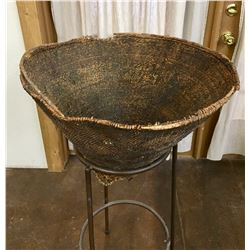 Ancient - Antique Burden Basket