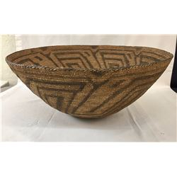 Large Antique Pima Basket