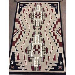 Large Navajo Textile