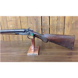 Antique William Parkhurst Shotgun