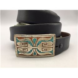 Tommy Singer Buckle with Belt