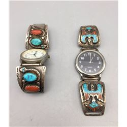 Pair of Vintage Watch Bracelets