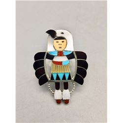 Zuni Inlay Ring - Beyuka
