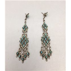 Nice Vintage Pair of Earrings