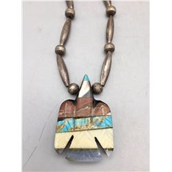 Thunderbird Tab Necklace/Pendant