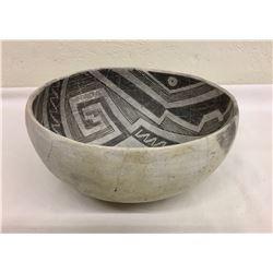 Prehistoric Anasazi Pottery Bowl