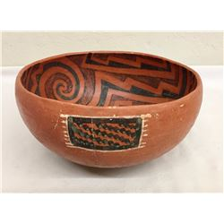 Prehistoric Pinedale Polychrome Pot
