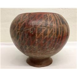 Pre Columbian Pottery Bowl