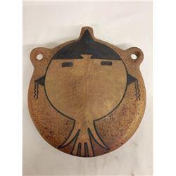 Chakoptewa Pottery Canteen - Michael Hawley