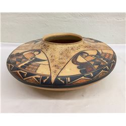 Large Chakoptewa Pot - Michael Hawley