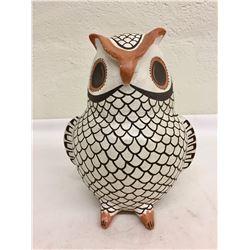 Mid-Century Acoma Pottery Effigy