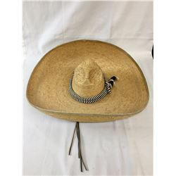 Large, Vintage Mexican Sombrero