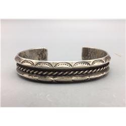 Older Sterling Silver Bracelet