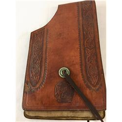 Unique Leather Mexican Saddle Bags