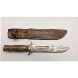 Vintage/Antique Mexican Artillery Fighting Knife