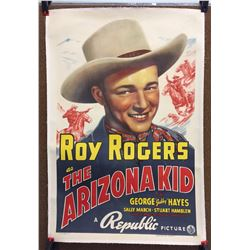 Roy Rogers, Arizona Kid Movie Poster