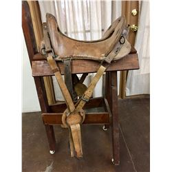 U.S. Army McClellan Saddle