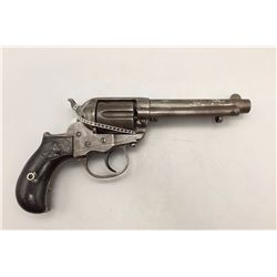 Model 1877 Colt Lightning Pistol - Antique