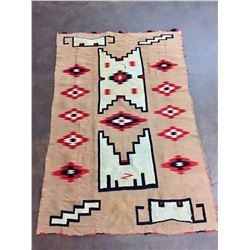 Unique Germantown Navajo textile