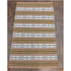 Navajo Textile by Faye Apache