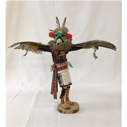 Vintage Hopi Eagle Dancer Kachina