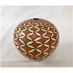 Vintage Acoma Pot by Marie Chino