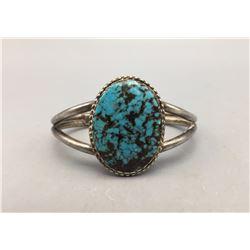 Nice Stone Turquoise Bracelet