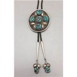 Unique Vintage Bolo With Nice Tips
