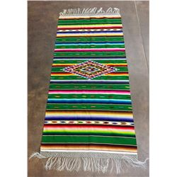 Vintage Saltillo Textile