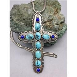 Navajo Cross Necklace