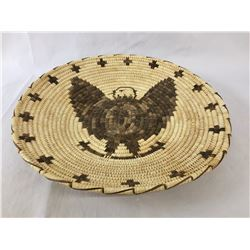 Eagle Design Tohono O'Odham Basket