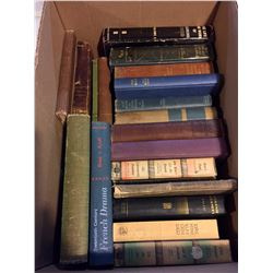 Group of Vintage and Antique Books