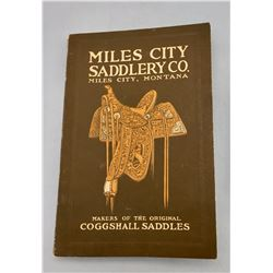 Antique Miles City Saddlery Catalog