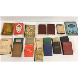 Group of Antique and Vintage Books