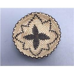 Fine Miniature Tohono O'Odham Basket