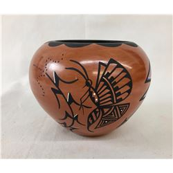 Finely Painted Jemez Pot