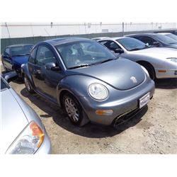 VW NEW BEETLE 2005 T-DONATION