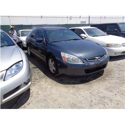 HONDA ACCORD 2003 APP  DUP/T-DON