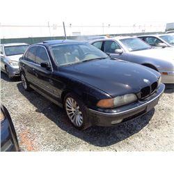 BMW 540I 1998 T-DONATION