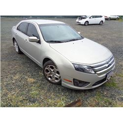 FORD FUSION 2010 T